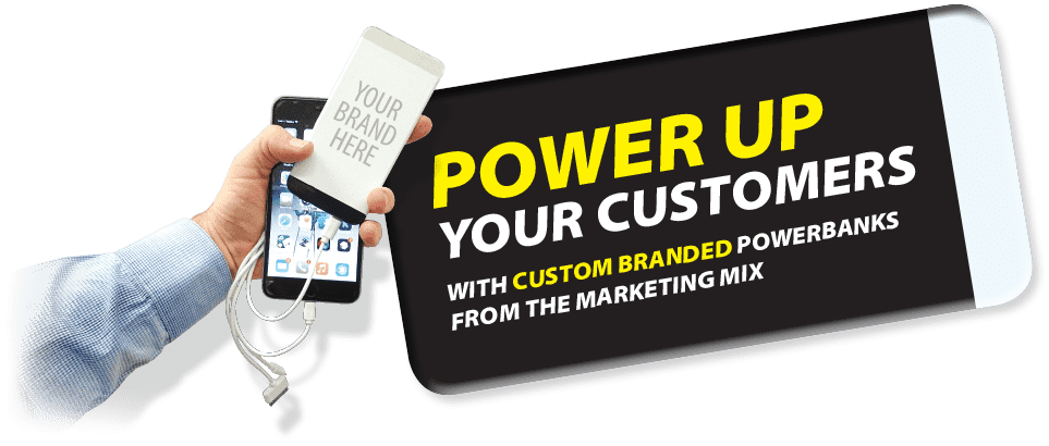 The Marketing Mix - Power Bank